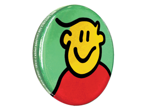 button badge 2