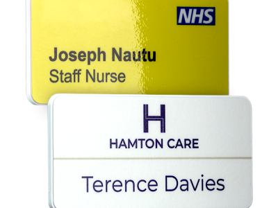 keepsafe antimicrobial name badges