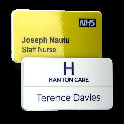 keepsafe antimicrobial name badges